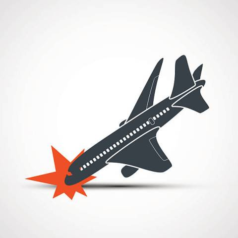 مهارتهای گفتگو و سقوط هواپیما