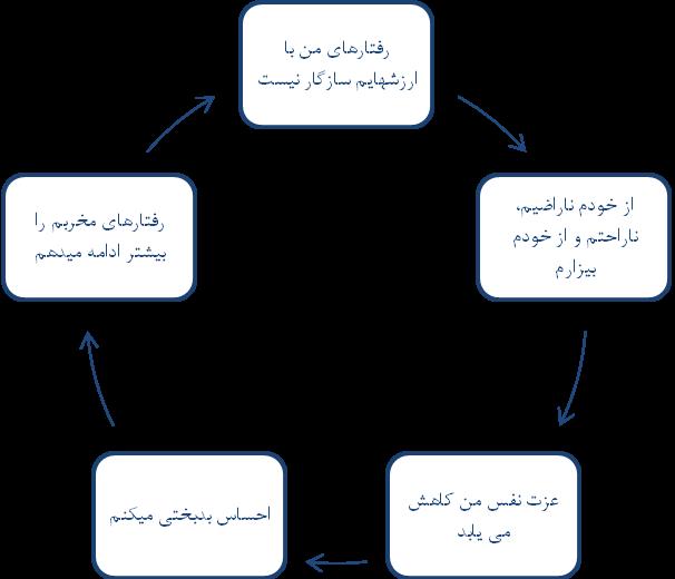 چرخهی عدم خوشبختی